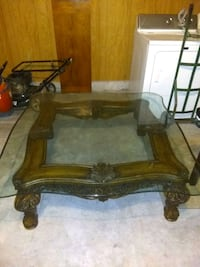 large hand crafted coffee table Bethany, 73008