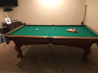 Pool table Chestermere, T1X 1N9