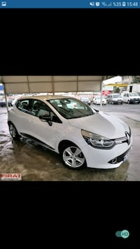 Renault - Clio - 2015 MODEL CLIO TOUCH 1.5 DCI FUL 8405 km