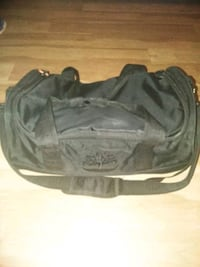 black and gray duffel bag Fort Bliss, 79908