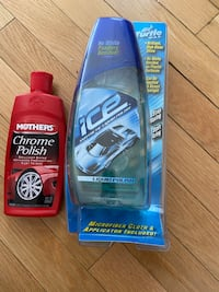 Car cleaners sold together