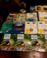 assorted Nintendo Wii game cases Ranson, 25438
