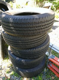 4 brand new tires Langley, V3A 6W1