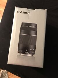 Canon camera lens 75-300mm Glendale, 91205