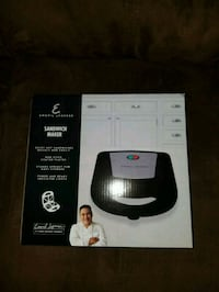 Emeril Lagasse Sandwich Maker (BNIB)