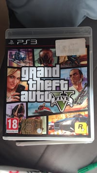 Custodia Grand Theft Auto Five per PS3 Desenzano del Garda, 25015