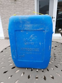 15 liters of kerosene and container