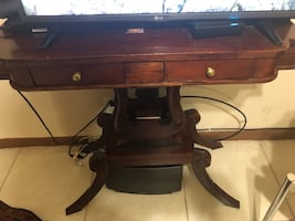 TV stand or table with draws