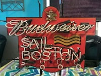2000 sail boston neon sign  Boston, 02128
