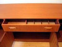 Substantial sideboard: 64 x 18 x 27 inches SE28 0HW