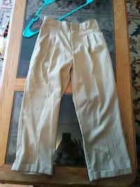 Mecca brand khakis excellent condition Jonesborough, 37659
