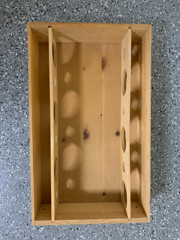 1996 Opus One Wine Crate (box only) 4