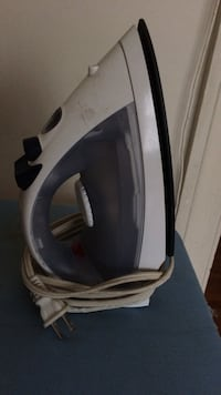 white and gray clothes iron Newport News, 23605