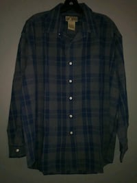 ***MEN'S LARGE DRESS SHIRT!*** Dallas