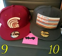 Fitted Hawaii hats Ewa Beach, 96706