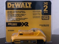 20v max lithium ion compact battery pack with fuel gauge Oklahoma City, 73132