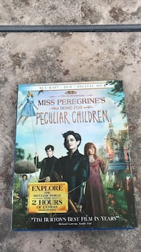 miss peregrines home for peculiar children Jackson, 38305