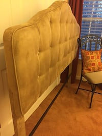 Queen upholstered Headboard - Excellent Condition Manchester, 21102