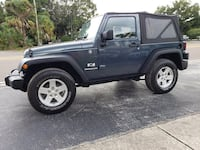 Jeep Wrangler 2007 Kenneth City