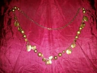 "Women's 36"" Brass Costume Jewelry Necklace Las Vegas, 89102"