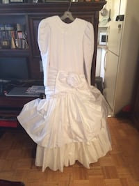 Vintage Wedding dress size 11 Mississauga, L5K 1G8