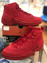 Gym red 12s size 9 Silver Spring, 20902