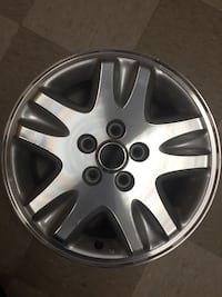 Wheel alloy for Dodge Caravan 1996-2000 Clarksburg