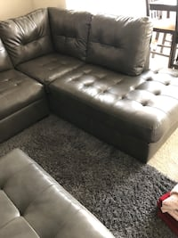 Ashley sectional recliner ottoman Alexandria, 22306