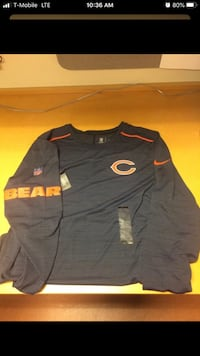 Nike Chicago Bears Onfield Apparel  Chicago, 60630
