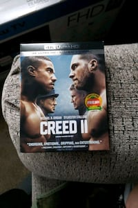 Creed 2 and 4K with Blu-ray Ottawa, K1K 4W3