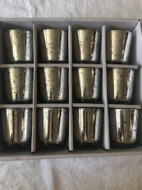 Z Gallerie Votive Cups, 5 sets of 12 cups (60 cups total) Falls Church, 22043