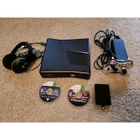 Xbox 360 Slim 250gb Bundle with Modded Controller+ Pensacola, 32514