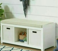 white and brown wooden cabinet Moreno Valley, 92551
