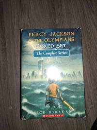 Percy Jackson Book Collection Waterloo, N2V 1Z1