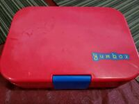 Yumbox red price reduced Brampton, L6W 3H1