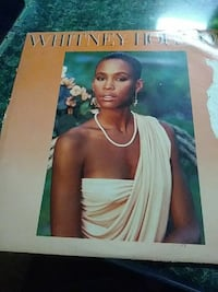 Whitney Houston vinyl Album. Like new. Mobile, 36606