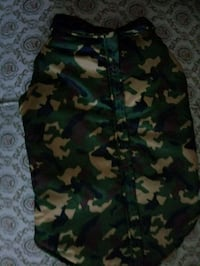 green, brown, and black camouflage cargo pants Georgina, L0E 1N0
