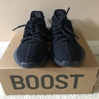 Adidas Yeezy Boost 350 V2 CP9652 (Bred) Sterling