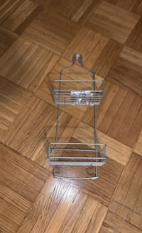 Brand new shower caddy