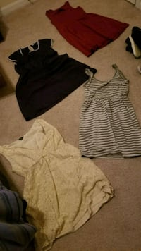 women's three assorted clothes Falmouth, 22406