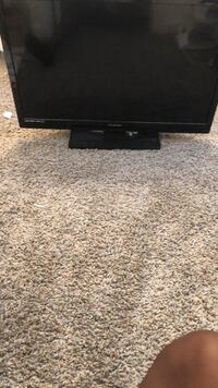 black Vizio flat screen TV Pikesville, 21208