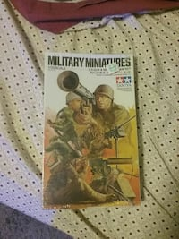 Military Miniatures book
