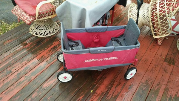 Ez fold radio flyer