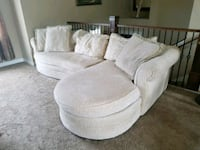 Beige Chase and sofa Rosemount, 55068