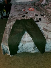 Nike pro pants. Brand new wrong size. I cant fit them.