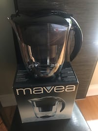Mavea water filter 9cup Toronto