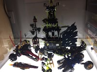 Assorted-color robot toy lot Markham, L3P 2T5