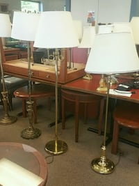 Floor lamps. Each for $20 +HST Guelph