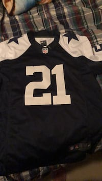 black and white NFL jersey Roseville, 95678