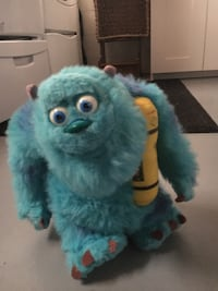Talking Sulley